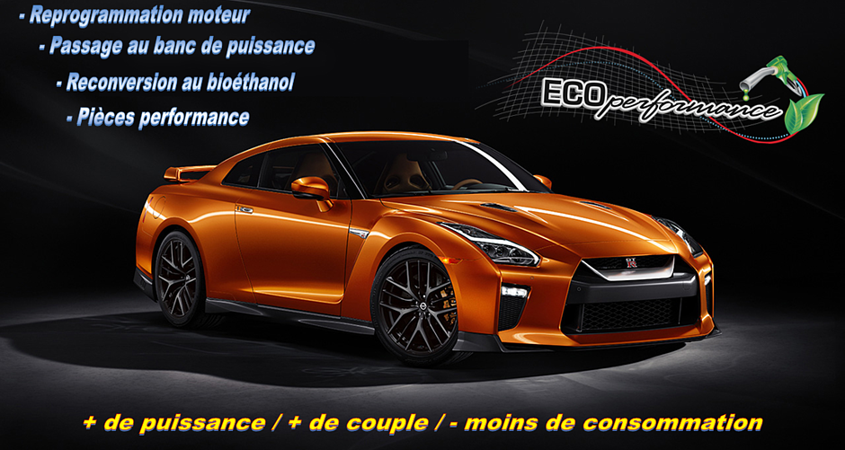 Eco Performance Reprogrammation Moteur Passage Au Banc De