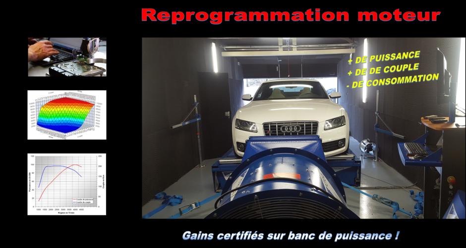 Eco Performance Reprogrammation Moteur Essence Et Diesel Stage 1